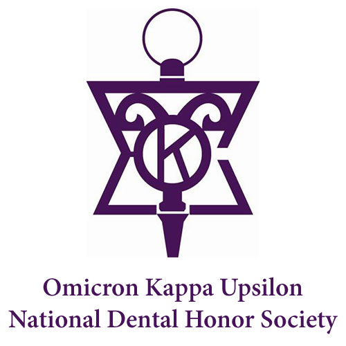 Omicron Kappa Upsilon National Dental Honor Society - Endodontic Associates of Irving - Nadia Budhani DDS